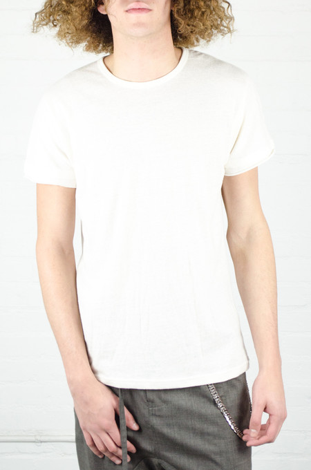 Men's Chapter Salt Tee - Off White
