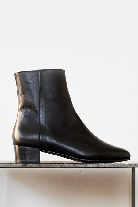 Anne Thomas Leather Michele Boots