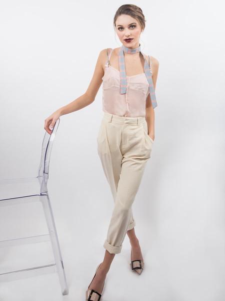 Nanushka Canvas Trouser