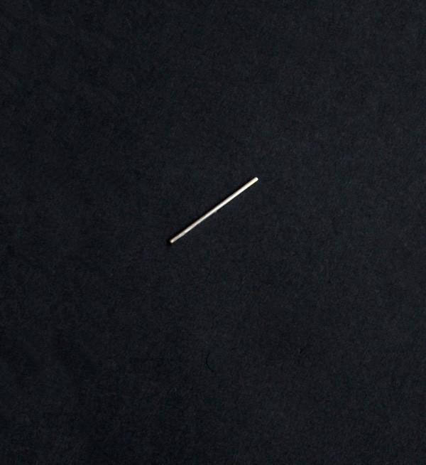 Kathleen Whitaker Silver Stick Earring