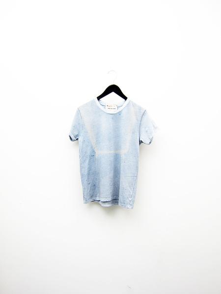 Audrey Louise Reynolds T-Shirt, Indigo