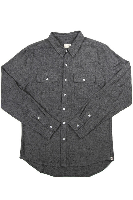 Men's Bridge & Burn Franklin Grey Brushed Twill