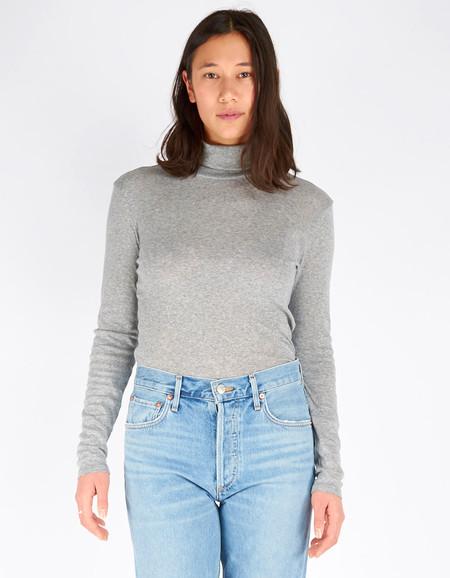 Just Female Riz Rollneck Grey Melange