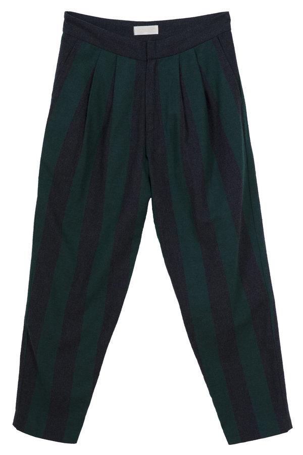 Carleen Pleat Pants