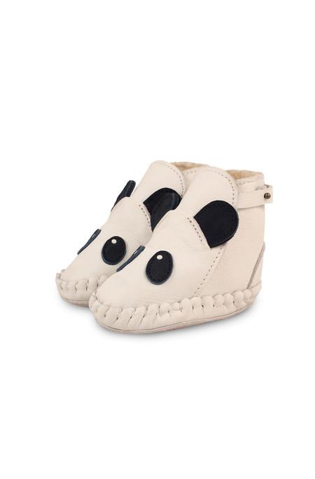Kid's Donsje KAPI LINING BOOTIES - PANDA