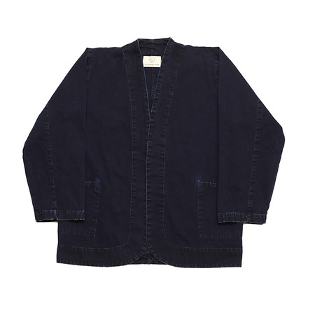 Olderbrother Hand Me Down - Blazemono - Dark Indigo