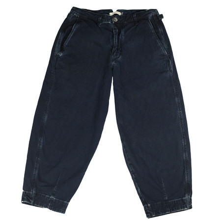 Olderbrother Hand Me Down - Forty-Five Trousers - Dark Indigo
