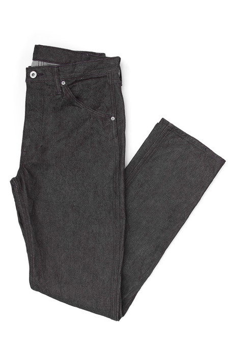 Shuttlenotes Five Truckers Pants Indigo Denim