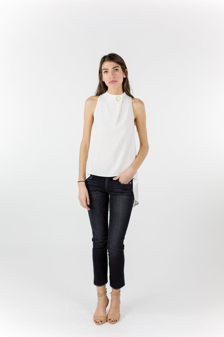 Finders Keepers Great Heights S/S Top - Cloud