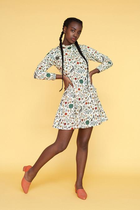 Samantha Pleet Passion Dress - Illuminated