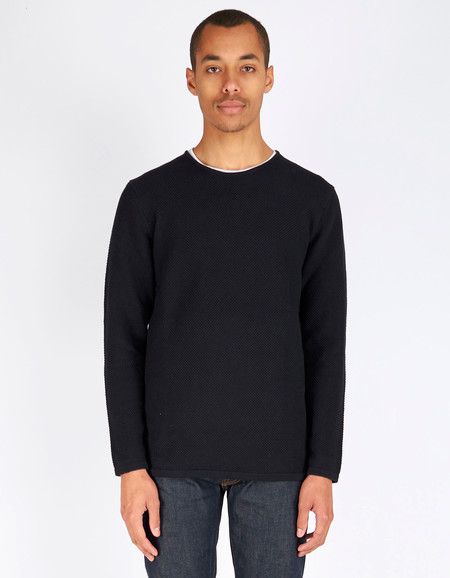 Men's Minimum Reiswood Sweater Black
