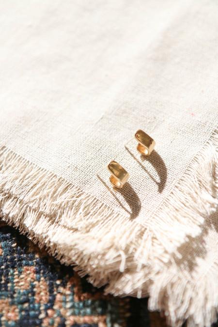 Kiki Koyote Cradle Earrings