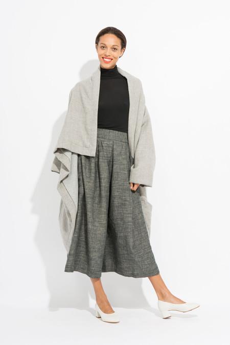Study NY Wrap Coat