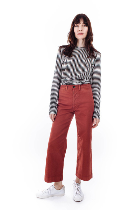 M.i.H. Jeans Caron Pant in Clay