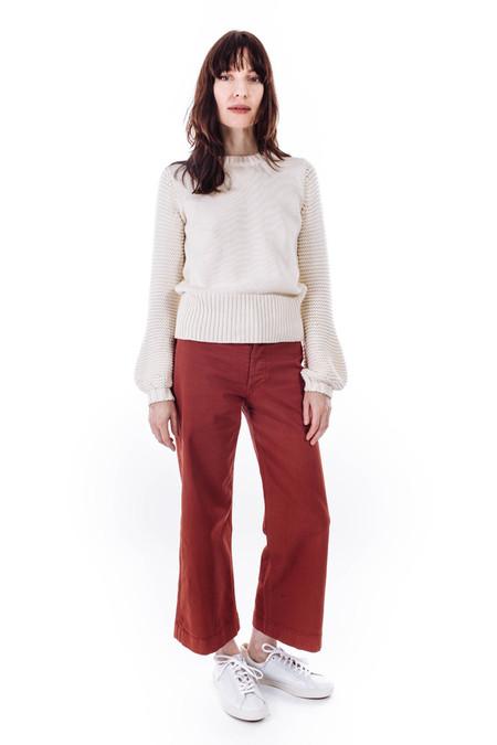 M.i.H. Jeans Lova Sweater in Cream