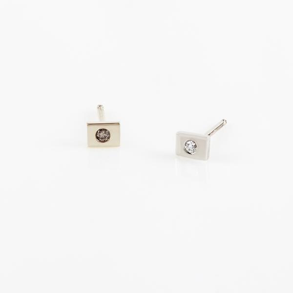 TARA 4779 Percentages Earring Set No.1 - 50-50
