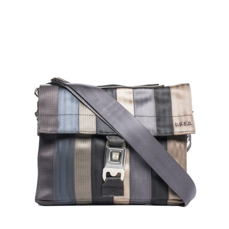U.S.E.D. Seatbelt Laptop Bag