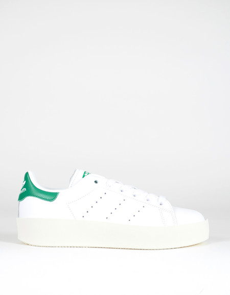 Adidas Stan Smith Bold White Green