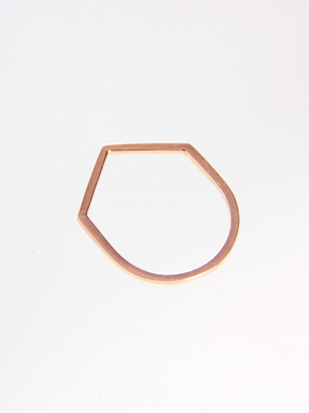 Still House Namas Ring Rose Gold