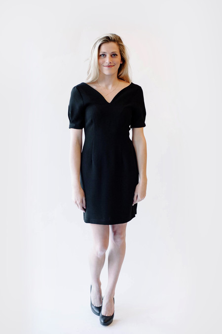 Everly Little Black Dress