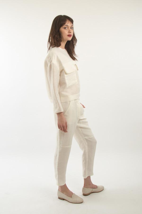 Nanushka Sumba Tailored Pant