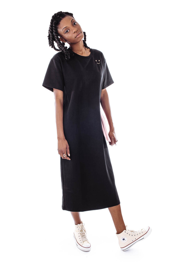 FAUX/real Apparel Long (Black)