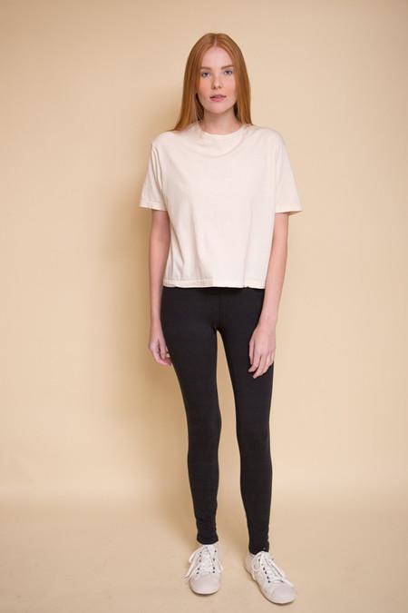 Pansy T-Shirt - Natural
