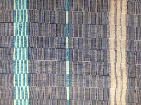 Laura Siegel PROJECT ELEVEN27 // Handwoven Recycled Saree Scarves
