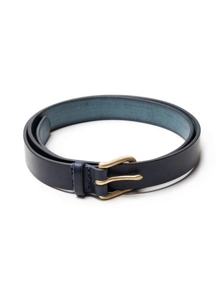 Maximum Henry Slim Standard Belt Navy