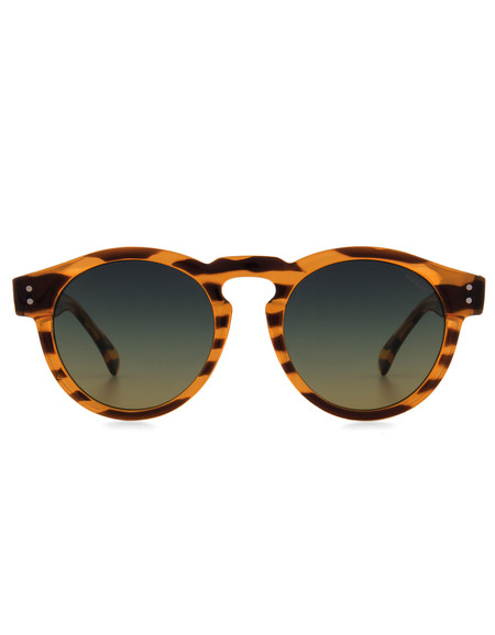 Komono Clement Sunglasses Lined Tortoise