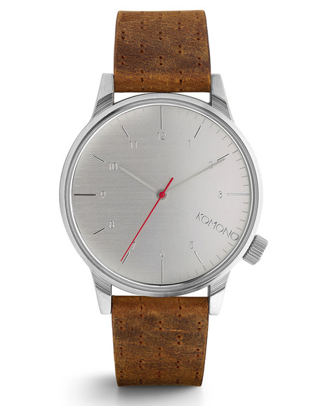 Komono Winston Watch Walnut