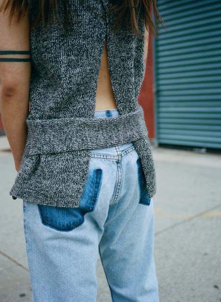 MOZH MOZH Sleeveless Sweater