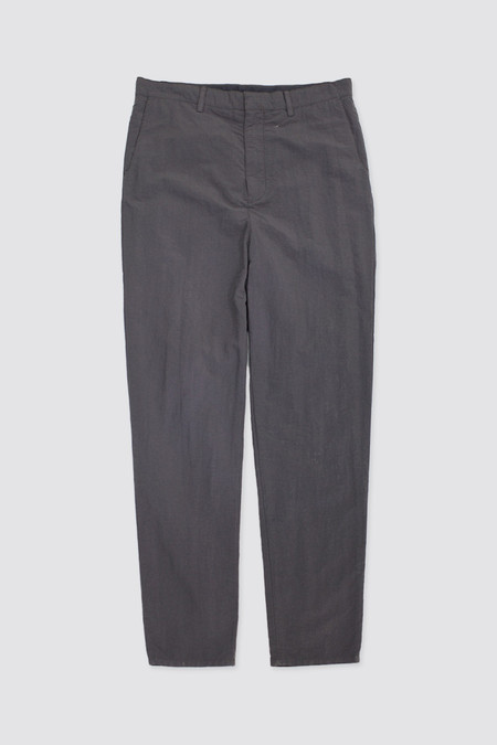 Robert Geller Garment Dyed Pant Charcoal