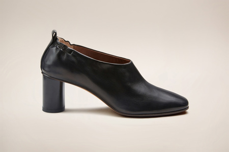 GRAY MATTERS Micol Pump Black