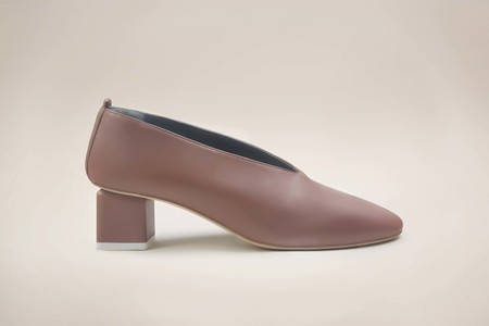 GRAY MATTERS Mildred Classic Dusty Rose