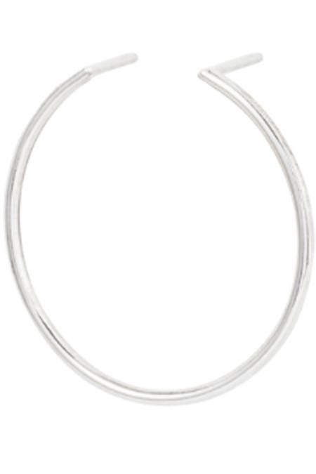 Sansoeurs Circle Earring (Silver)