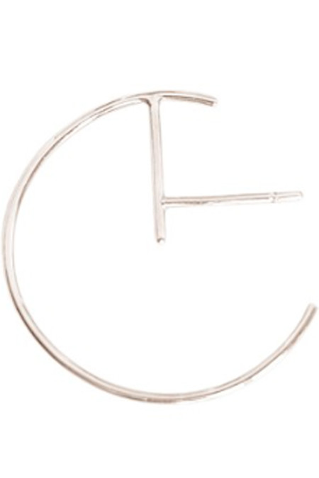 Sansoeurs Radius Earring (Silver)