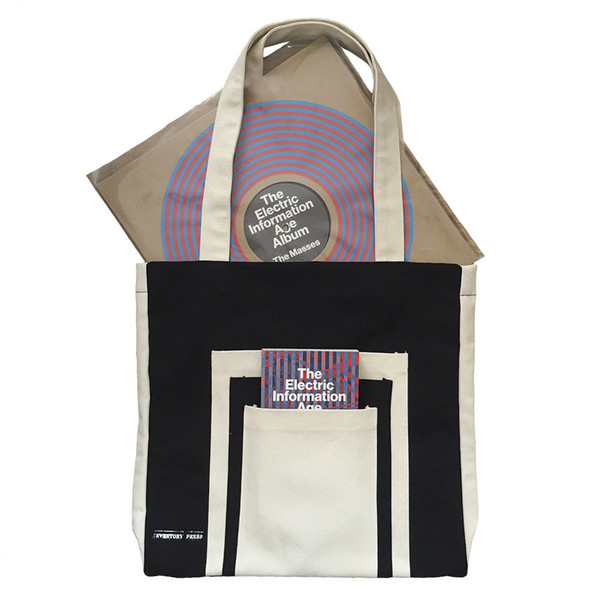 Slow and Steady Wins the Race Inventory Press Bag - Black
