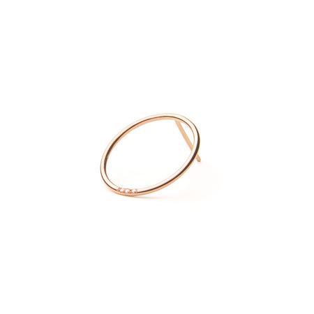 Winden Rose Gold Gwynne Earring
