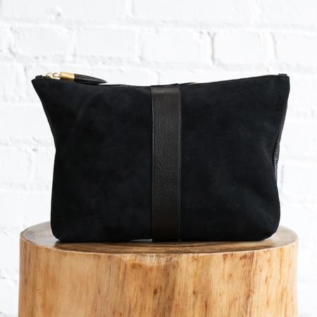 Kempton & Co Medium Clutch Black