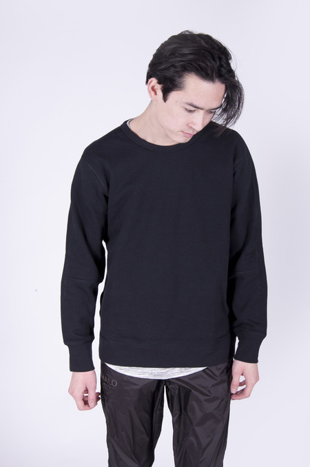 Reigning Champ adidas French Terry Sweatshirt Black