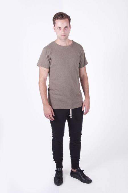 John Elliott Classic Crew T-Shirt Co-Mix Alpine