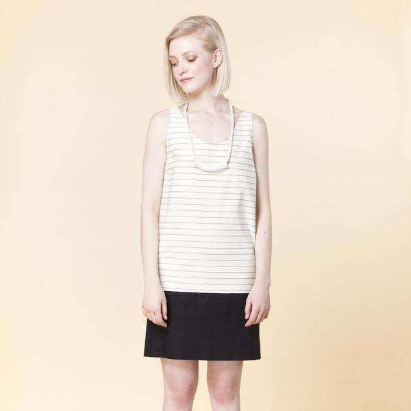 Amanda Moss Esplanade Dress