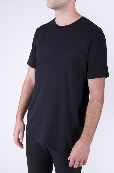 Wings + Horns Original T-Shirt Black