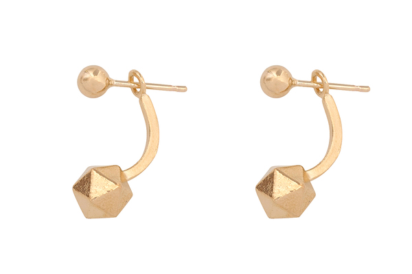 Psyche Collision Earring