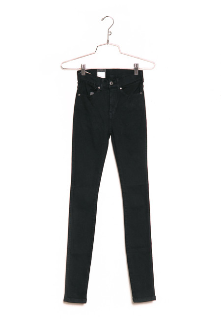 Dr Denim high waisted lexy stretch jean