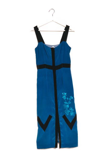 Plante Larkspur Dress