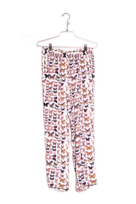 Plante Heather Jogger Butterfly Print