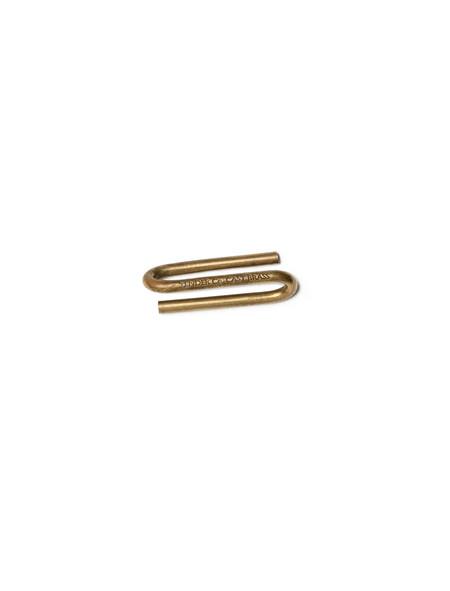 Tender 021 Key Hook Brass