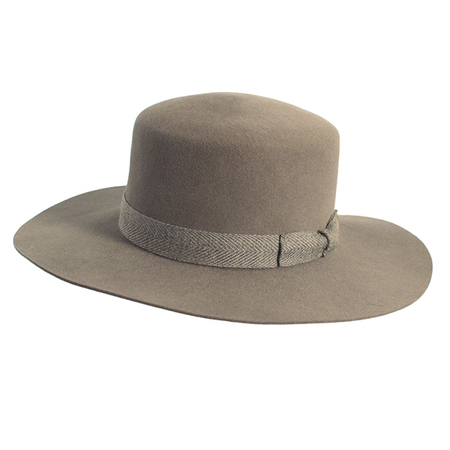 Yestadt Millinery DIVISION TAUPE